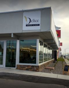 Delice storefront