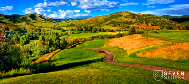Mountain Dell Golf Course Utah