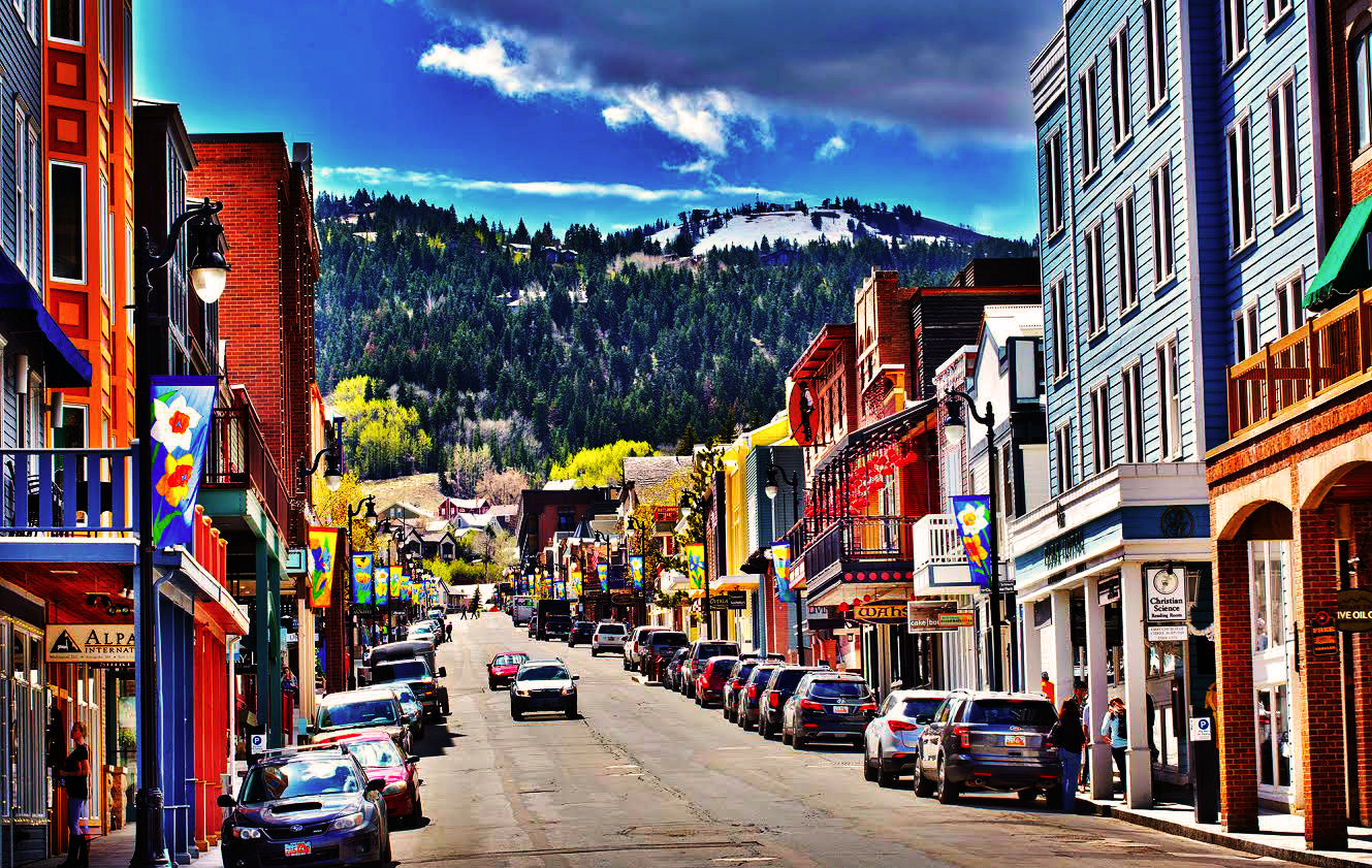 Main Street Park City Utah