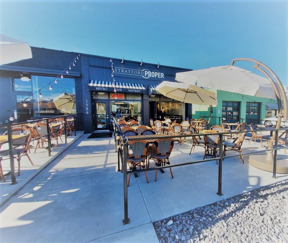 Best Sugarhouse Brunch Locations in Salt Lake City, Utah - Stratford Proper