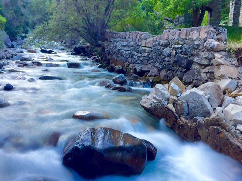 Little Cottonwood Creek from Quarry Trail, Utah