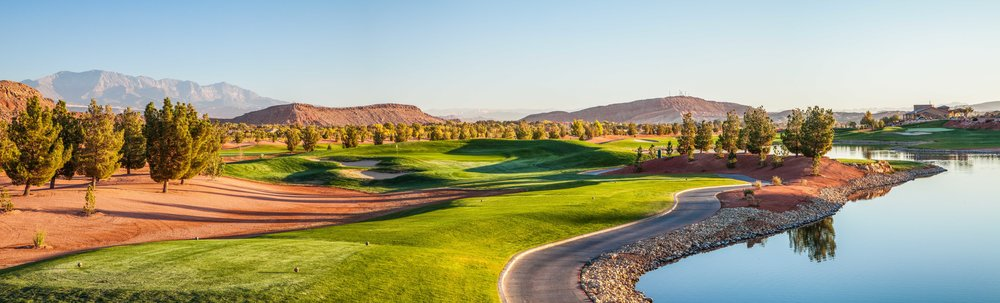 Beautiful Sun River Golf in St. George