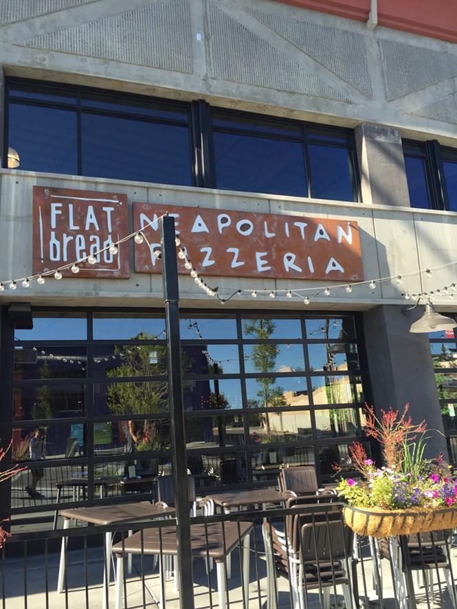 Flatbread Neapolitan Pizza - Salt Lake City