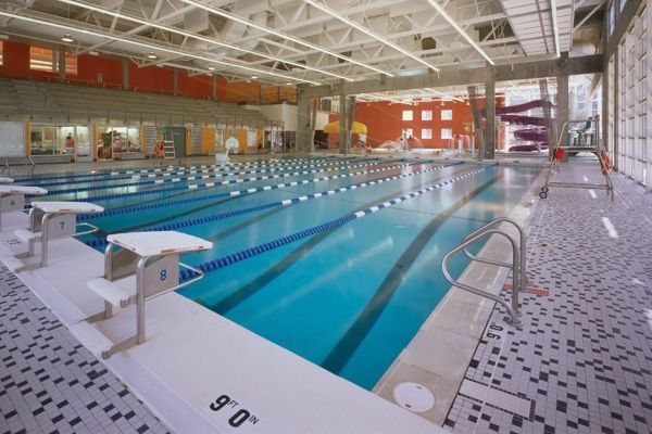 Fairmont Aquatic Swimming Center in Sugar House has fun activities for the entire family