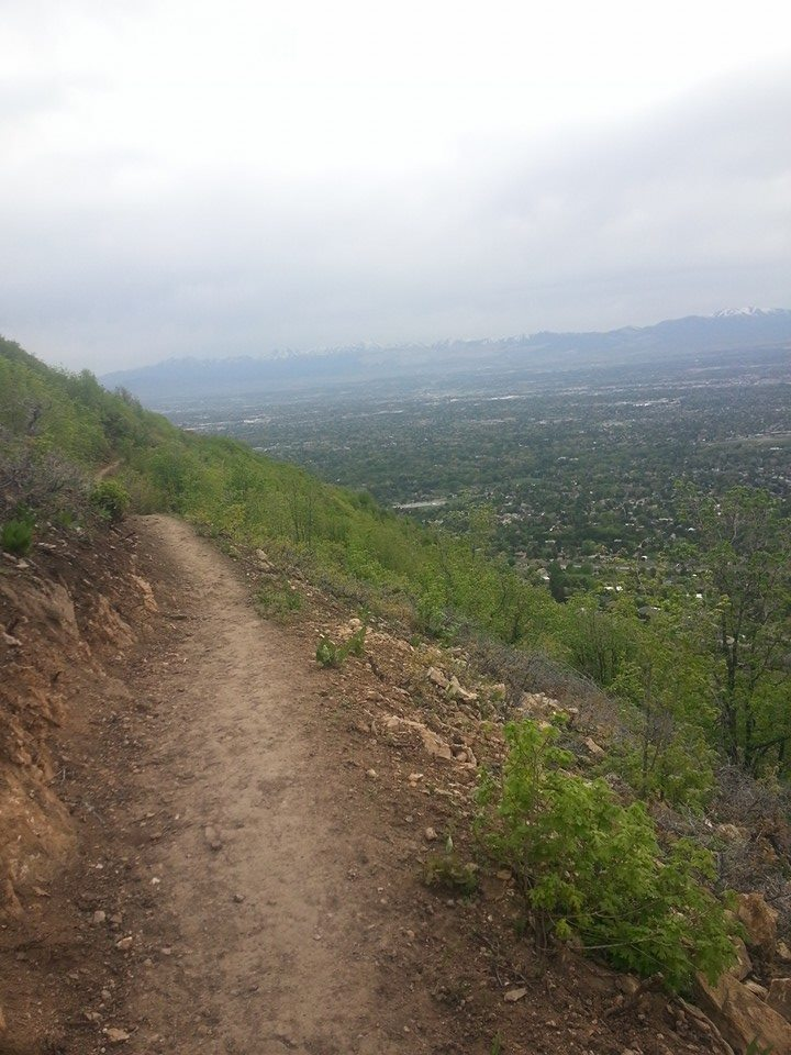 Mountain Biking in Utah