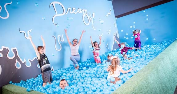 Utah art exhibit family friendly, great for kids