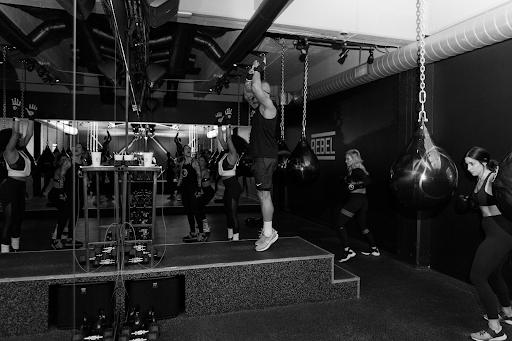 Workout, Boxing, Rebel House, Sweat