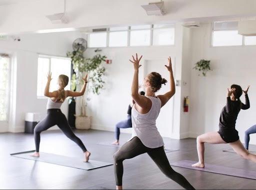 Seek Studio, Yoga, Power-to the Zen, Sweat, Power, Strength