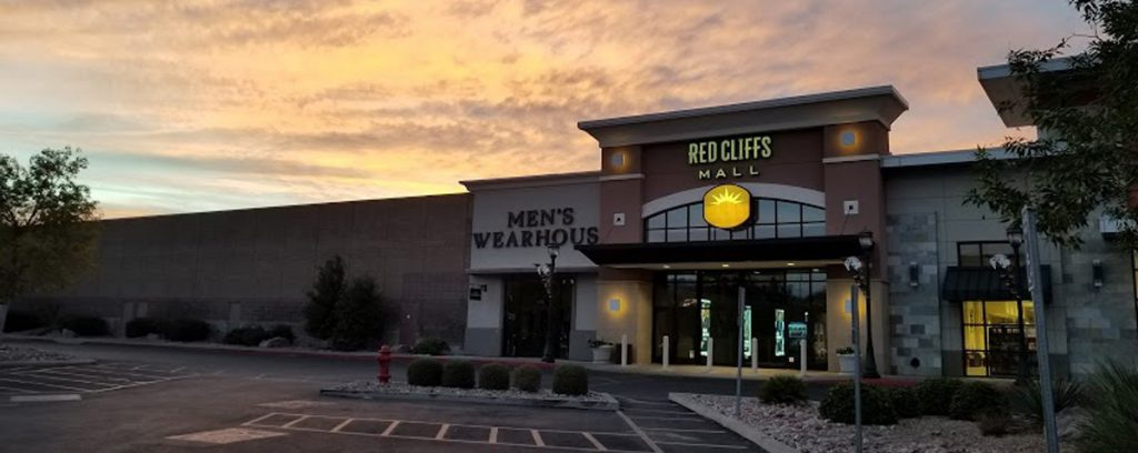 Picture of Red Cliff Mall at St. George Utah