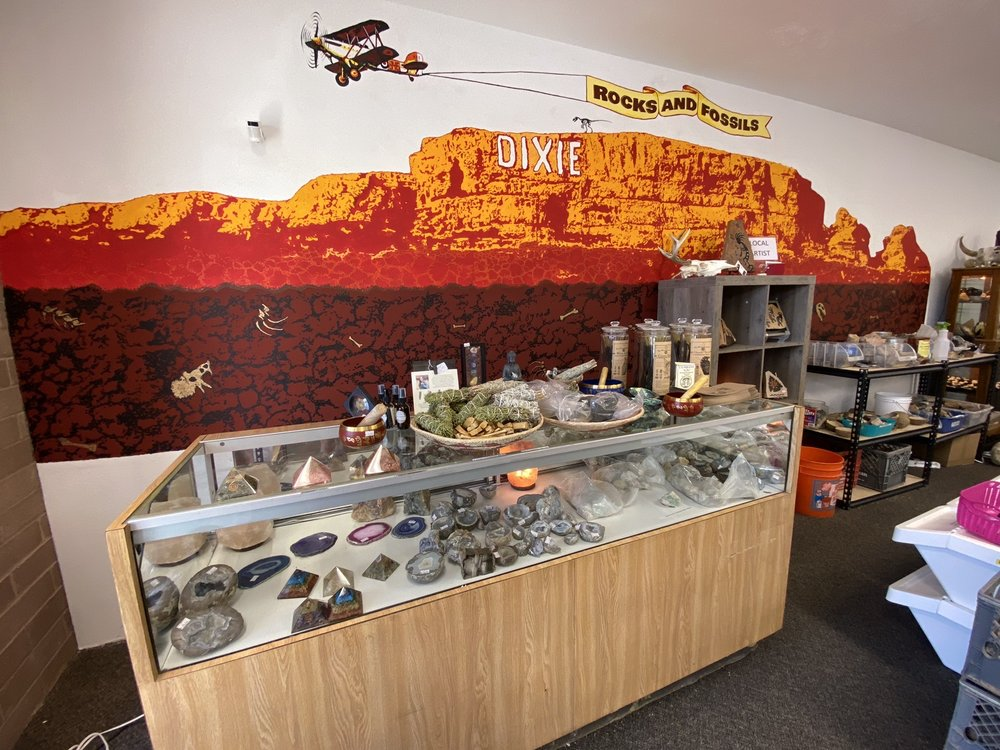Picture of Dixie Rocks and Fossils Store