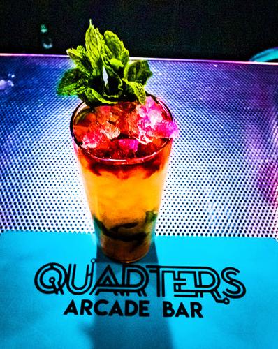 Arcade_Bar_Quarters_Salt_Lake_City_cocktails
