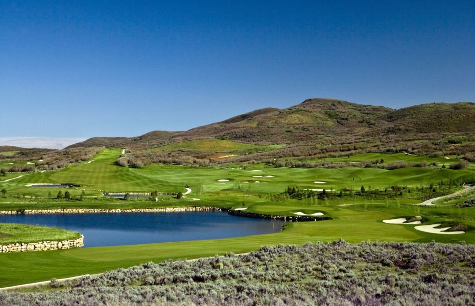 Tuahaye Country Club and Golf Course in Park City Utah