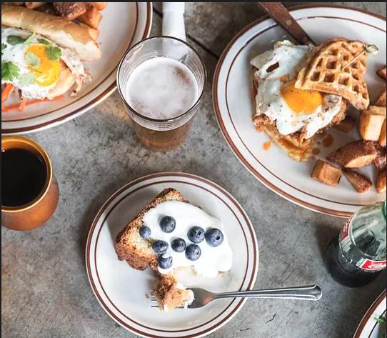 Best Brunch and Breakfast in Salt Lake City, Utah - Hub & Smoke Diner