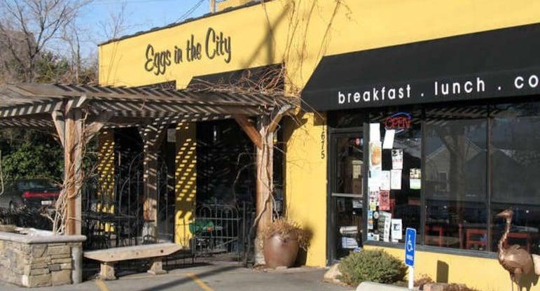 Best Brunch and Breakfast in Salt Lake City, Utah - Eggs in the City